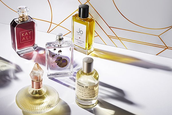 Present scents: give the gift of fine fragrance