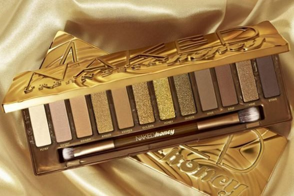 Our definitive guide to the very best gold eyeshadow palettes