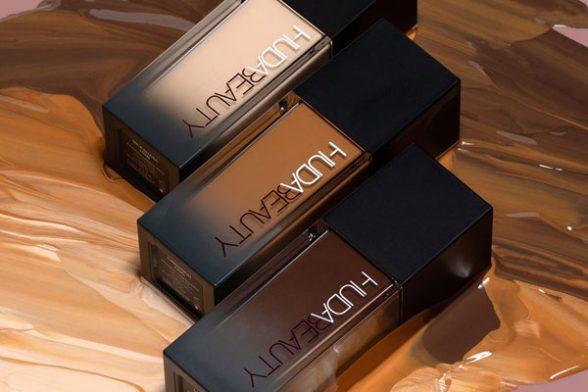 Everything you need to know about Huda's all-new #FauxFilter Luminous Matte Liquid Foundation