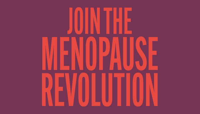 Cult Beauty Join the Menopause Revolution graphic