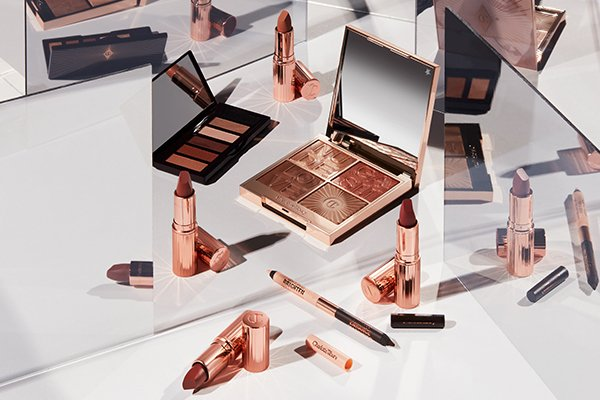 Introducing Charlotte Tilbury's Super Nudes Collection