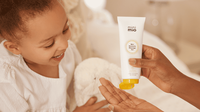 From Bump To Baby Skincare...Say Hello To Mini Mio!