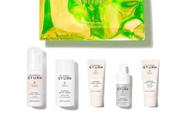 Dr. Barbara Sturm on how to care for darker skin tones