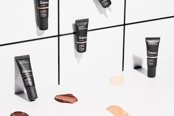 The ultimate shade guide for The Ordinary's Coverage and Serum Foundation