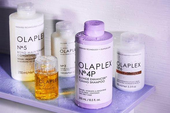 Discover Olaplex's new No 4P Blonde Enhancer Toning Shampoo