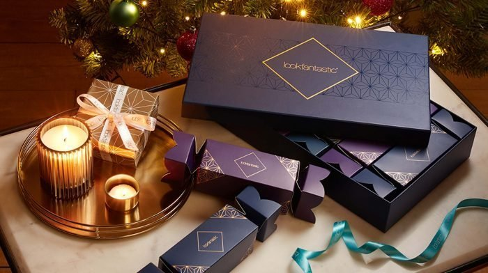 Les Crackers de Noël de lookfantastic