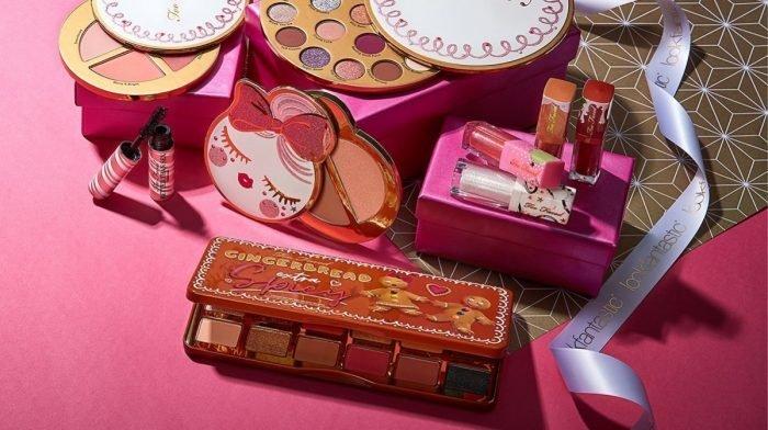 Les meilleurs coffrets cadeaux maquillage pour Noël 2019