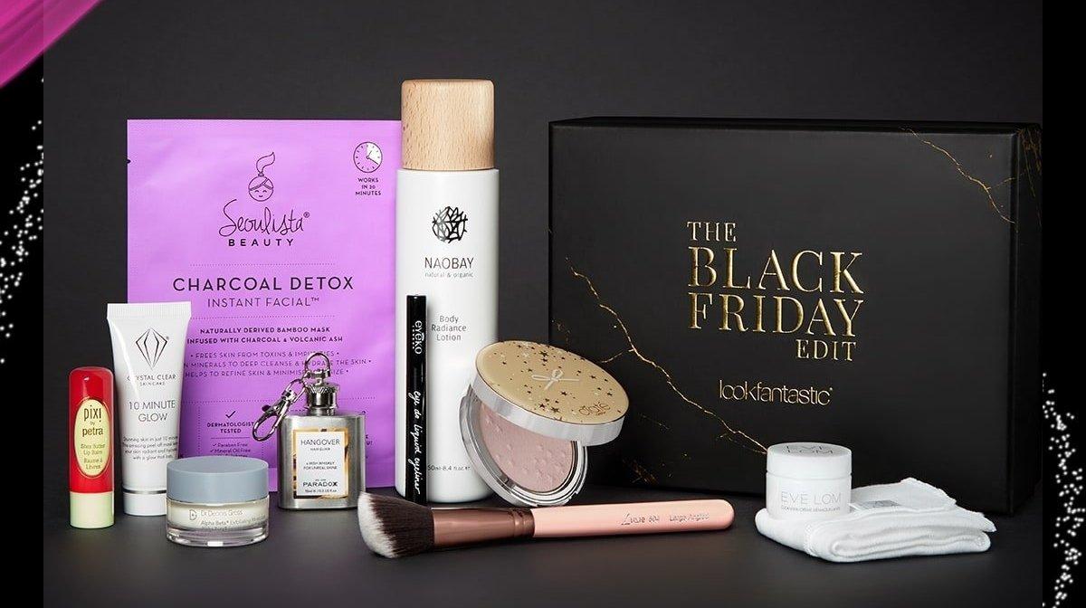 Découvrez la Beauty Box Black Friday en Édition Limitée