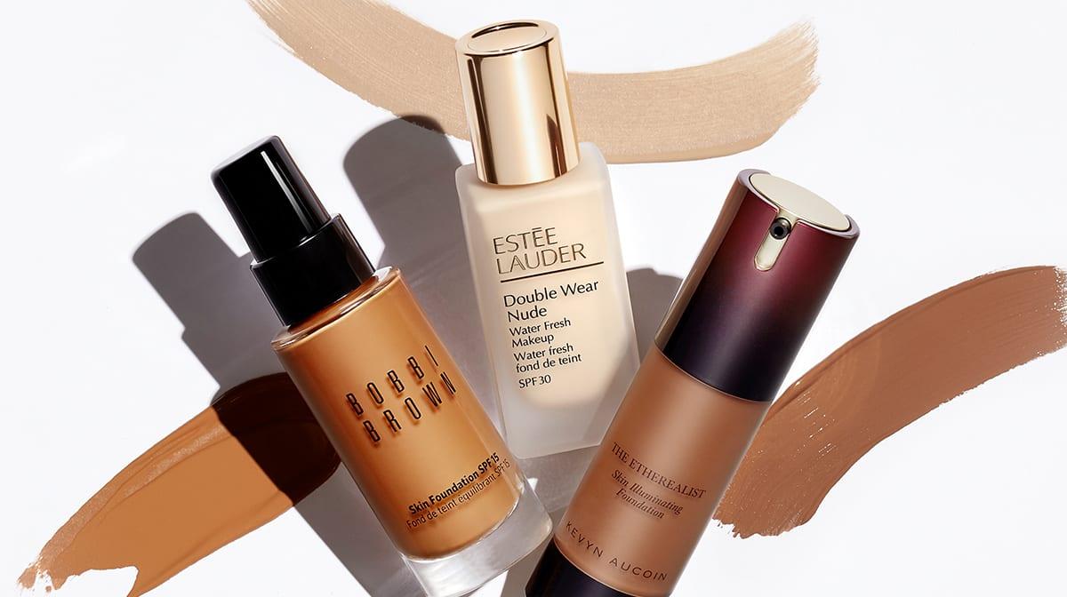 9 des meilleurs fonds de teint pour une peau glowy