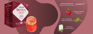 exante boost weight loss soda