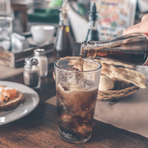 Soda Drinks are a bad form of calories