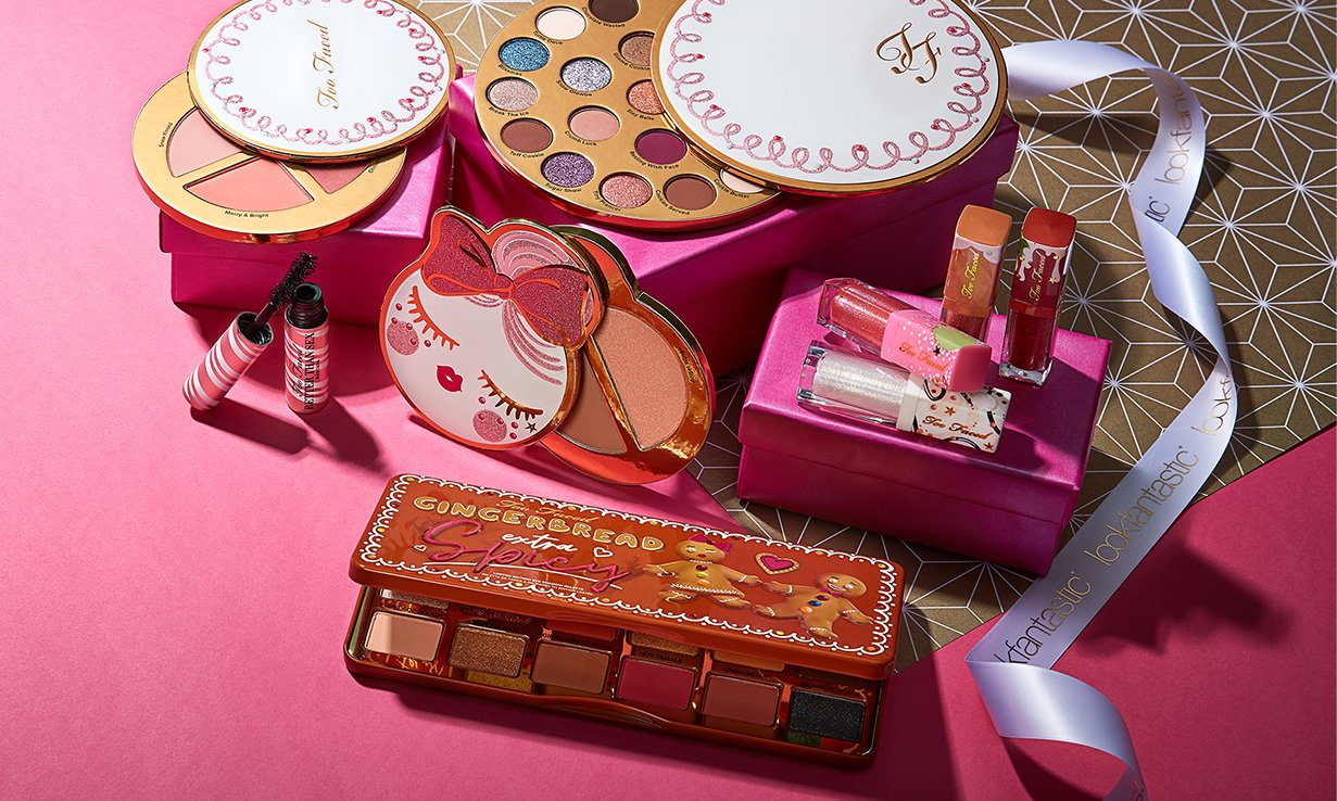 The best Christmas makeup gift sets for 2019