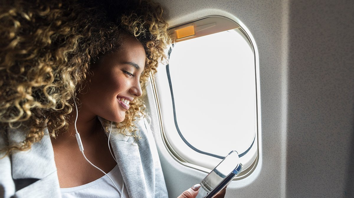 What long-haul flight essentials do I need?