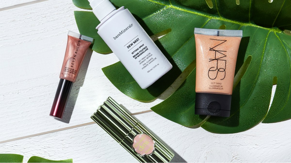 An edit of the best dewy makeup products for a summer glow