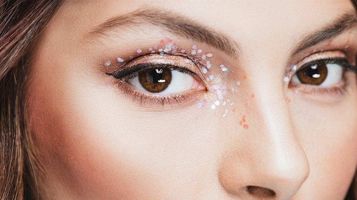 The best liquid glitter eyeshadows for Pride