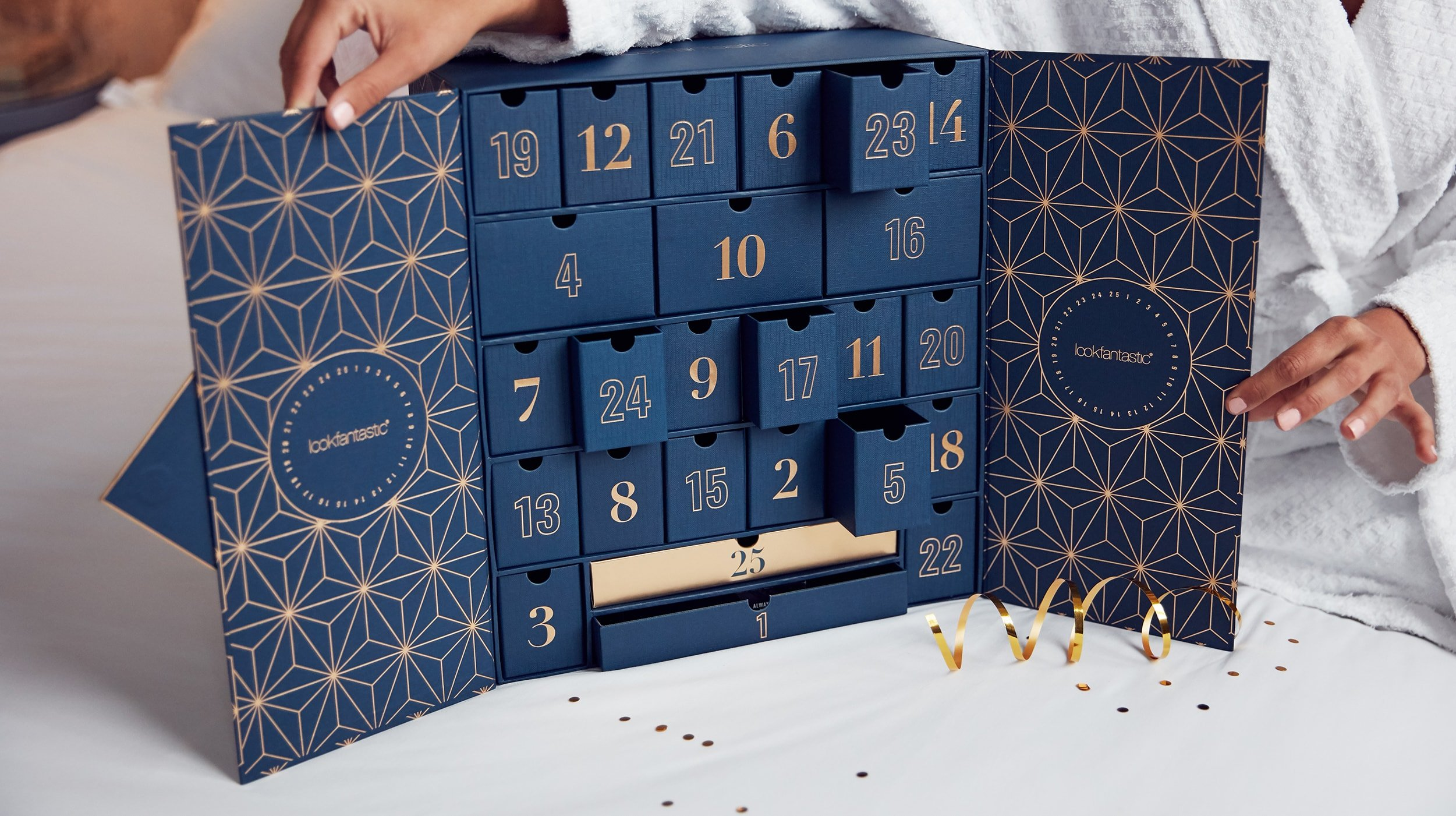 Discover the 2019 lookfantastic Beauty Advent Calendar