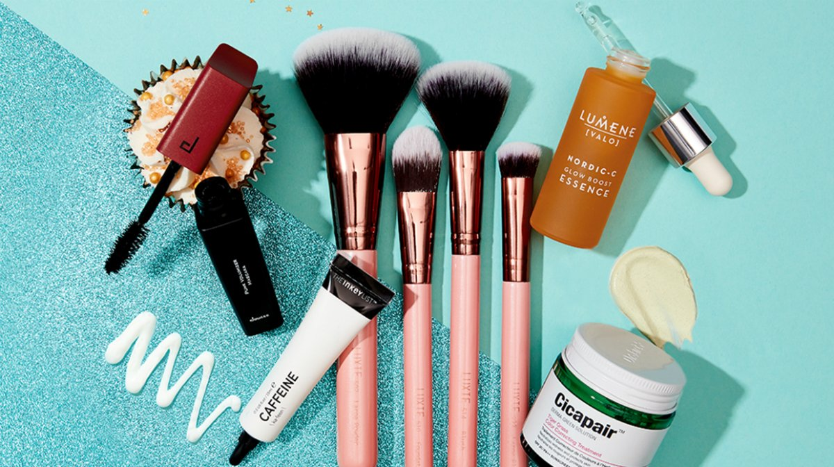 The new beauty products to get excited about…