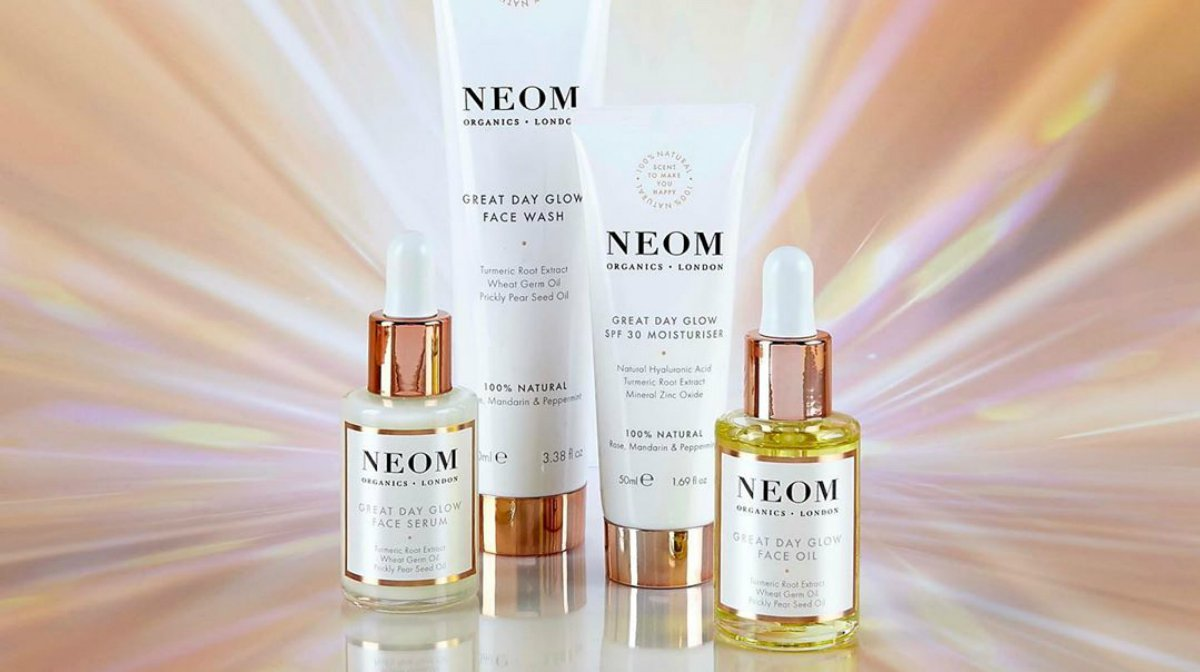 Is your skin in need of some TLC? Say hello to NEOM's skincare range…