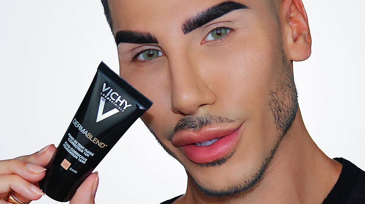 An exclusive interview with Danny Defreitas and Vichy Dermablend