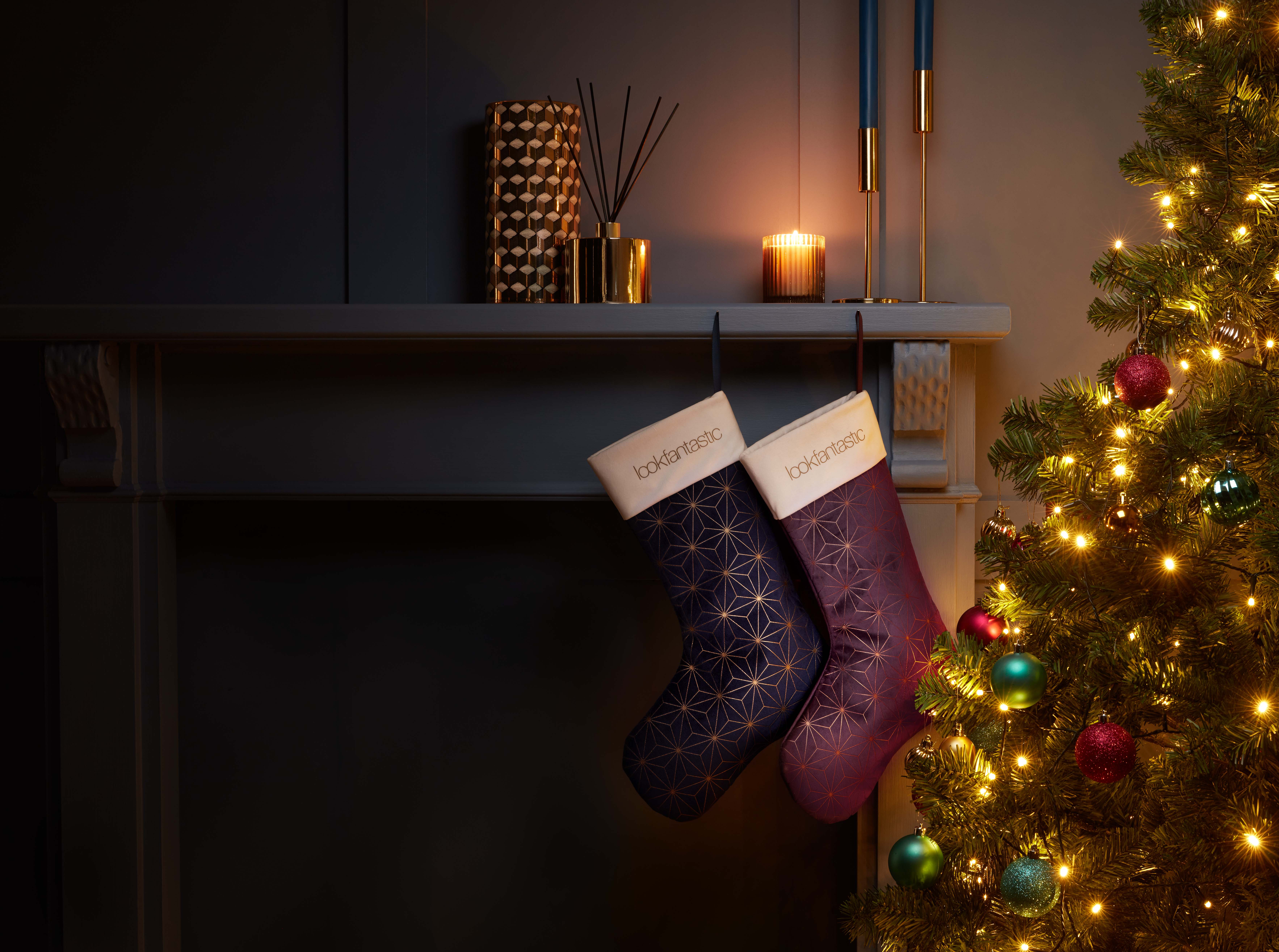 His and Hers Christmas Beauty Stocking Fillers