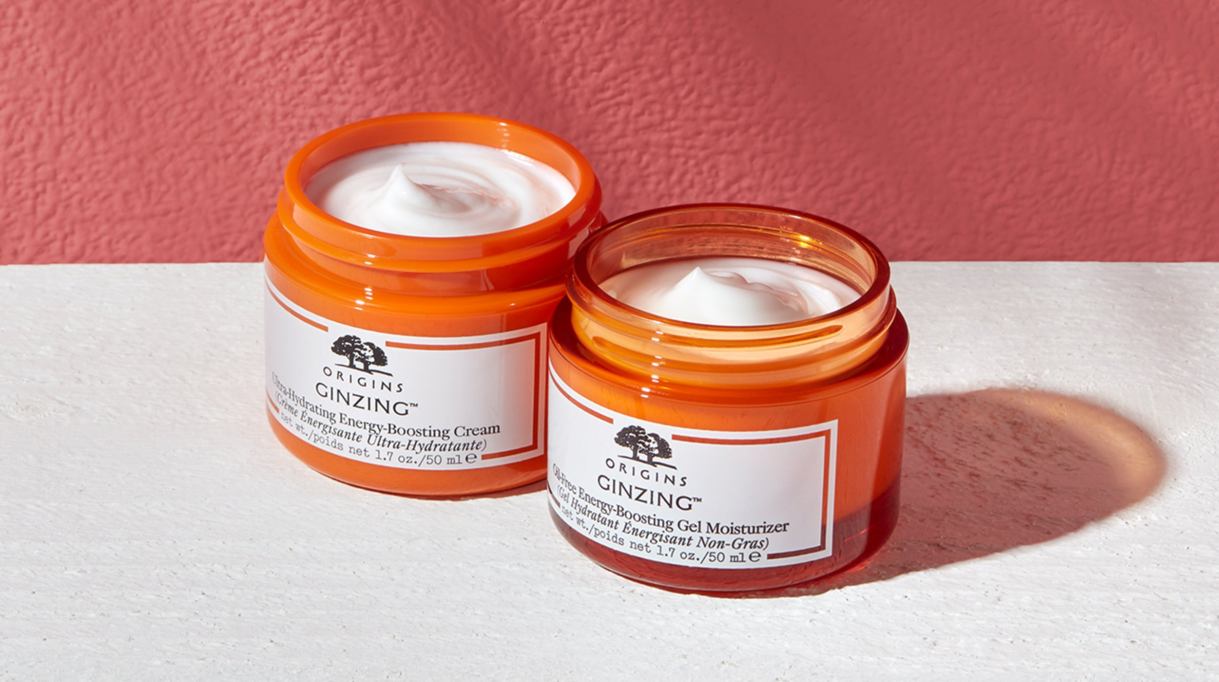 Wake up your skin with Origins GinZing