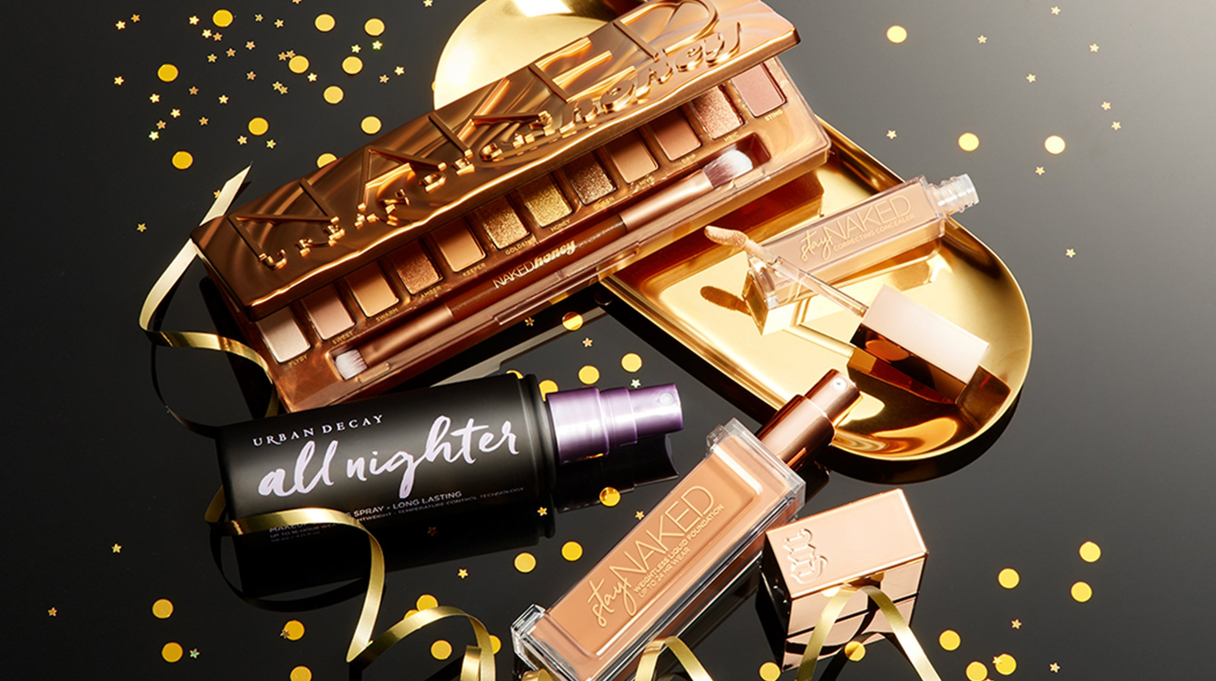 November brand of the month: Urban Decay