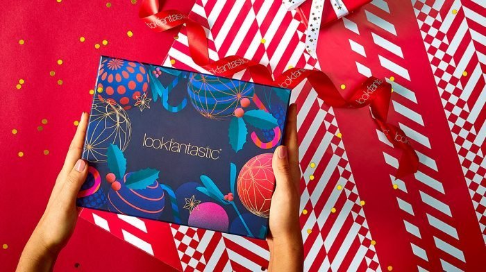 Discover the lookfantastic December Beauty Box
