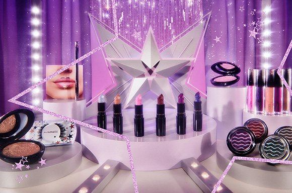 Get ready to party with MAC Starring You Christmas collection