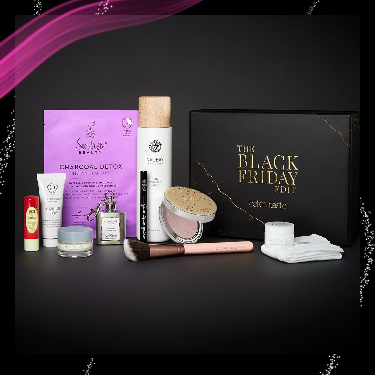 Introducing The Black Friday Edit lookfantastic Beauty Box