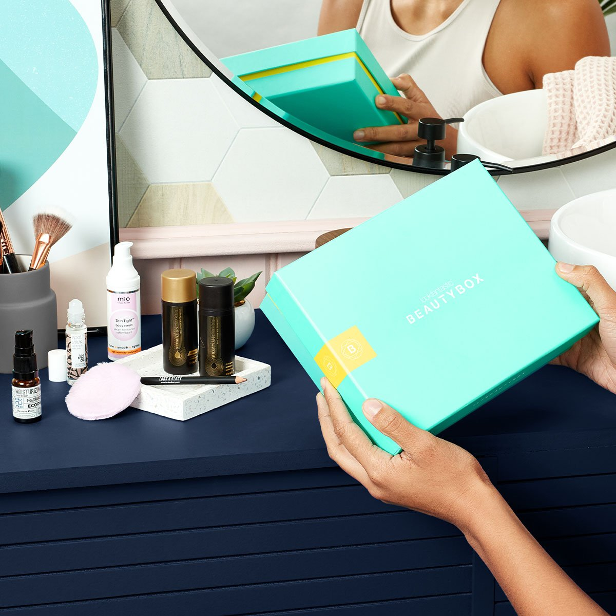 New year, new you? Discover the refreshed lookfantastic January Beauty Box