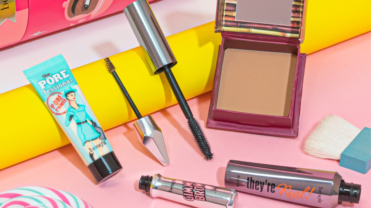 Which Are The Best benefit Makeup Products?
