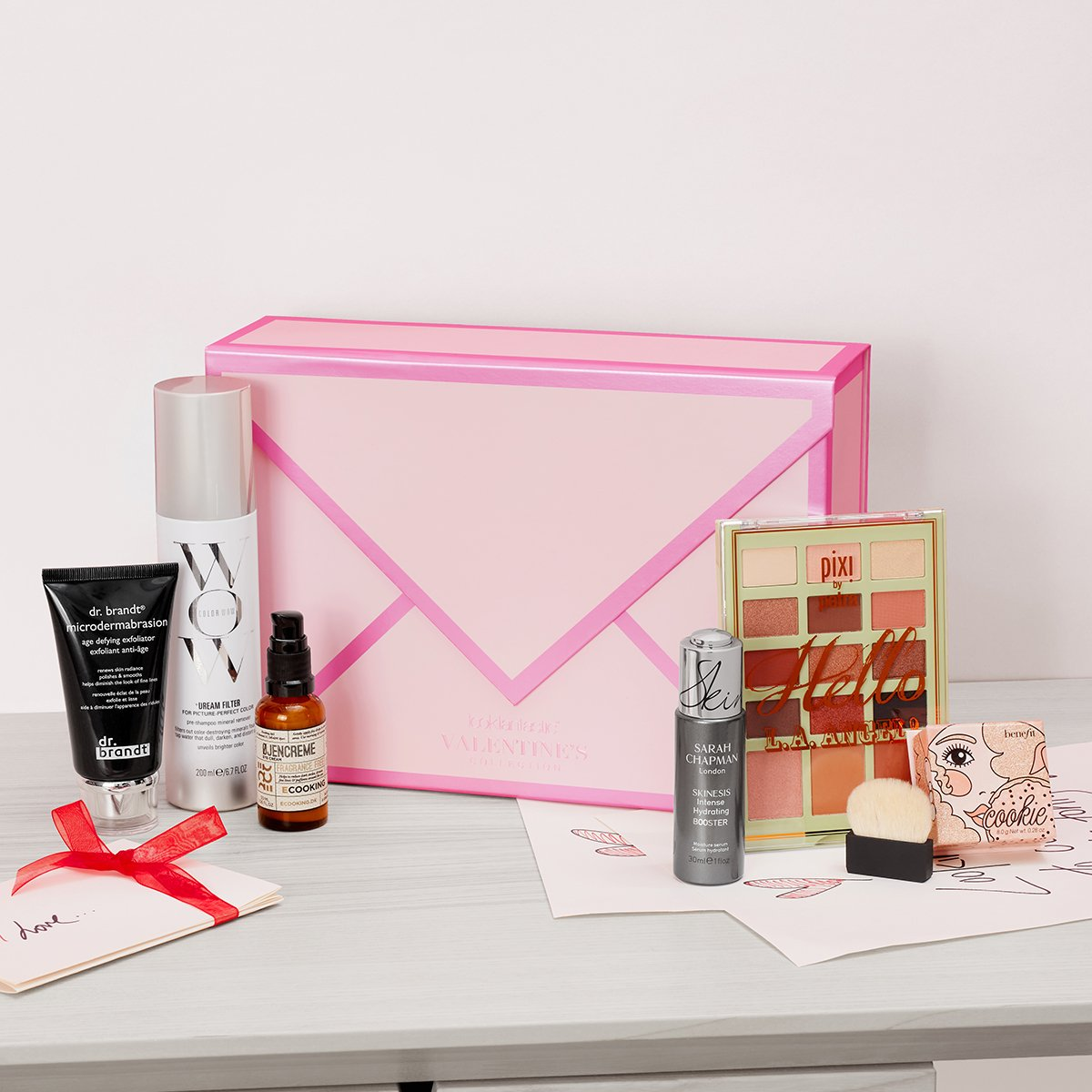 Love is in the air – Introducing the lookfantastic Valentine's Collection