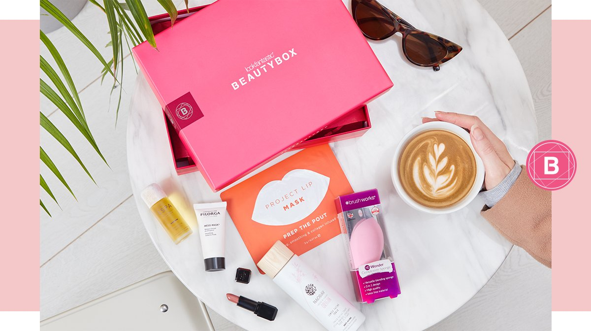 Discover the lookfantastic February 'Amour' Edition Beauty Box