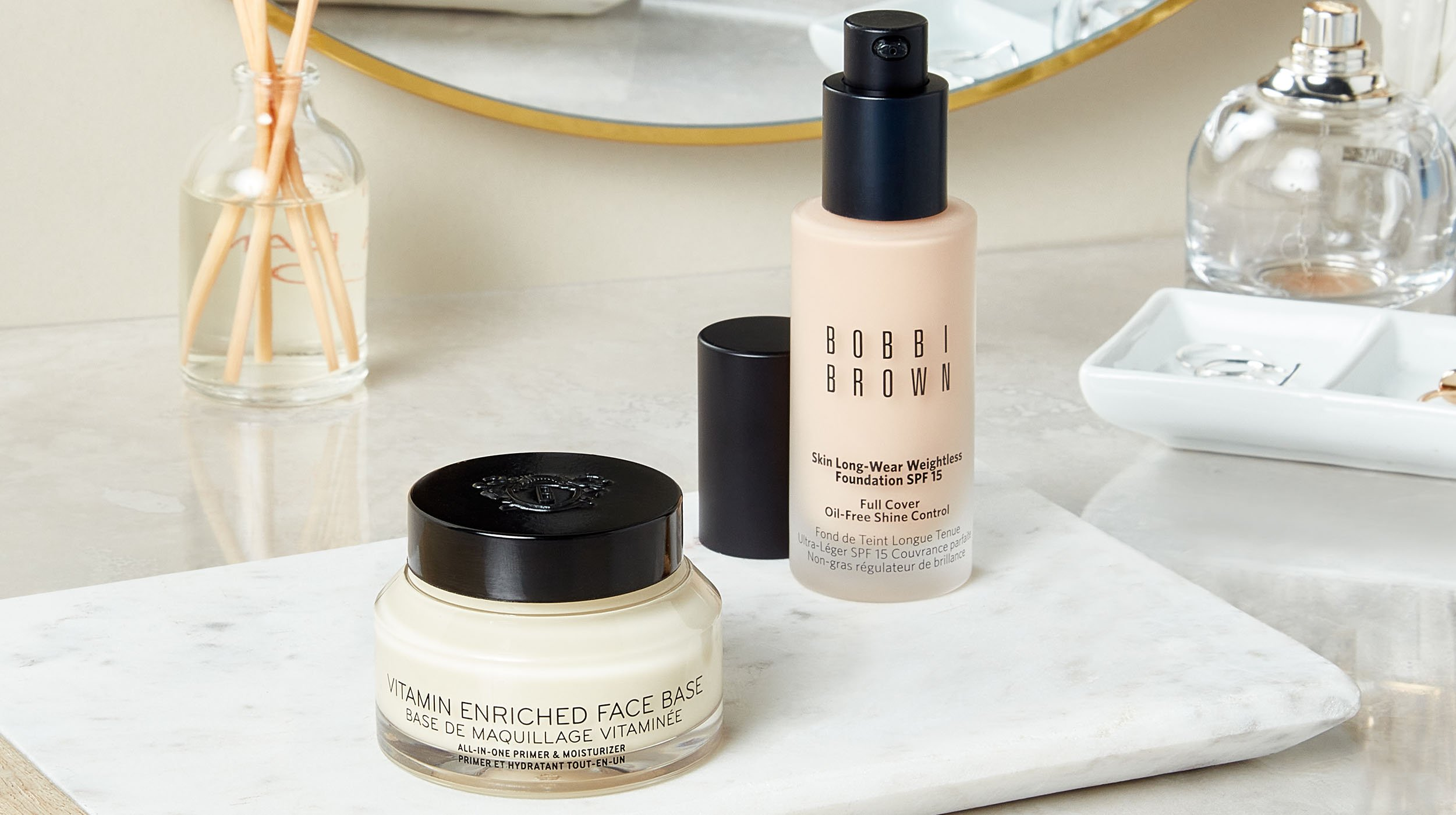How to use Bobbi Brown Vitamin Enriched Face Base