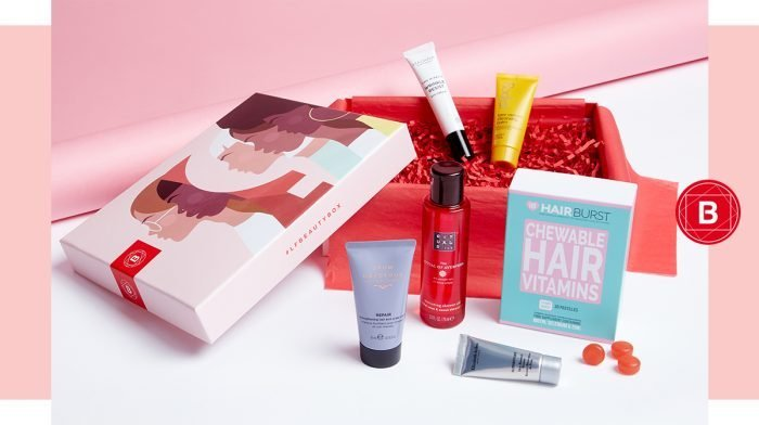 Discover our March 'Unconstricted' Edition Beauty Box