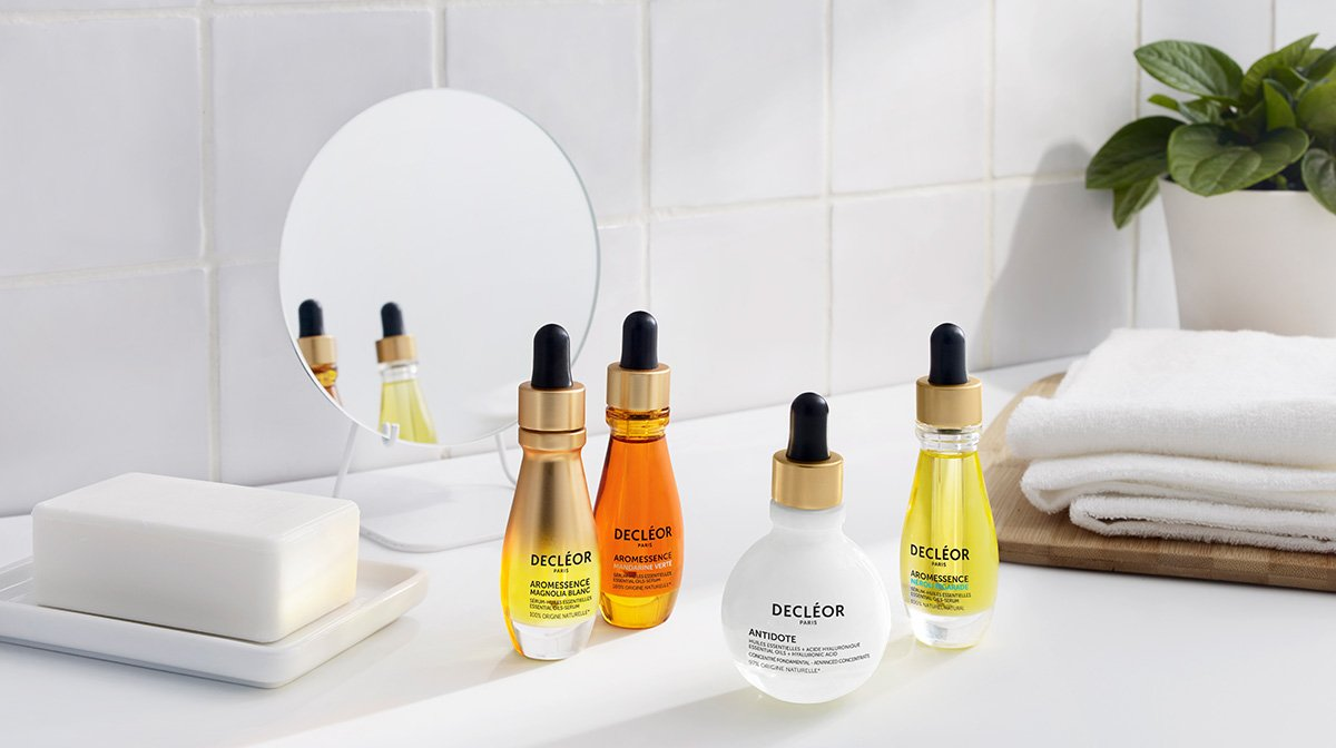 How to pick the right Decleor Serum for your skin type