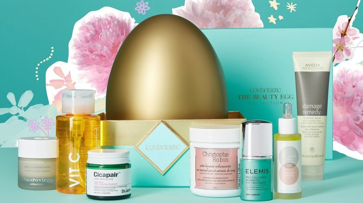 Introducing the lookfantastic Beauty Egg Collection 2020
