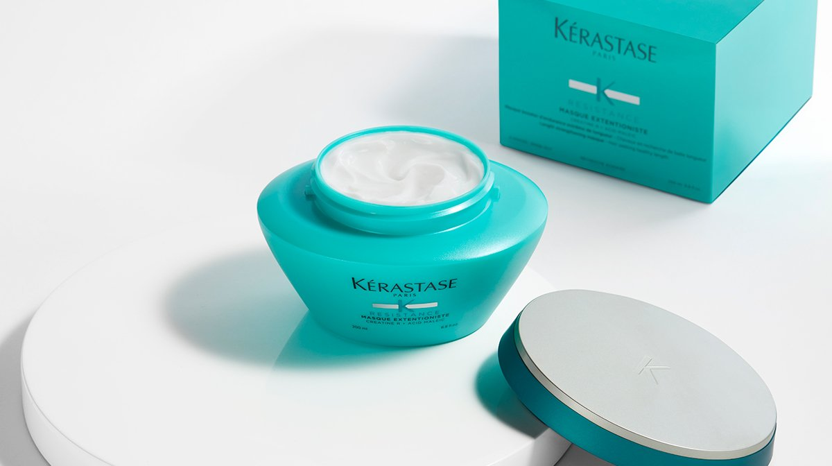 A guide to hair masking at home with Kérastase