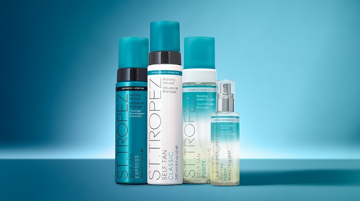 How to achieve a glowing tan at home with St Tropez