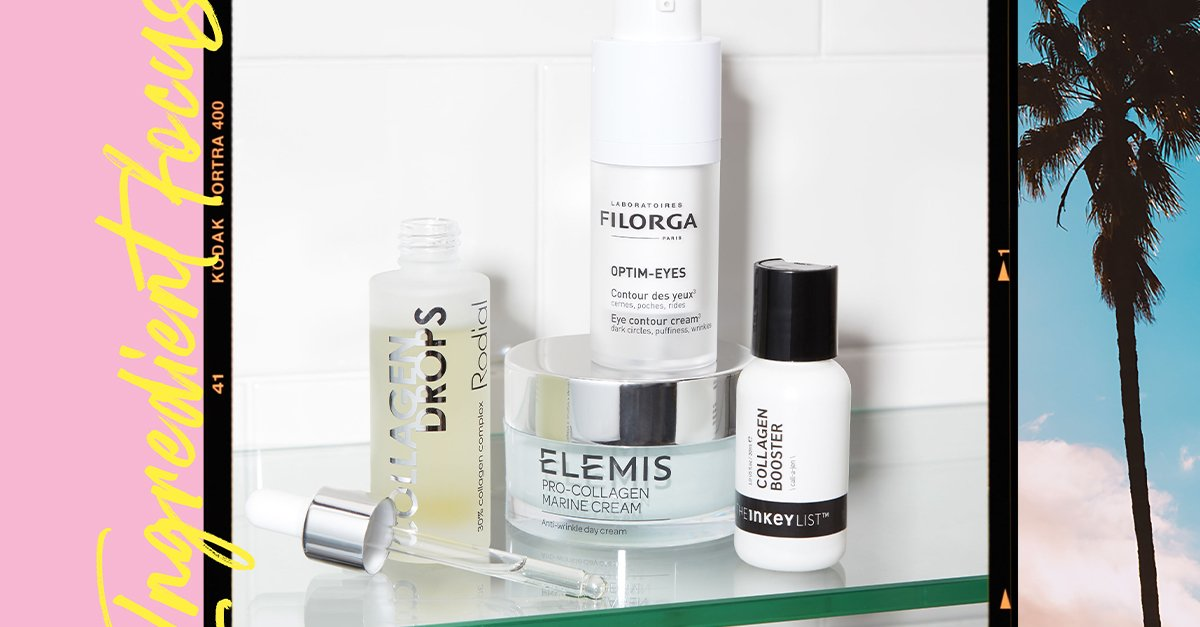 Why is collagen important in skincare?