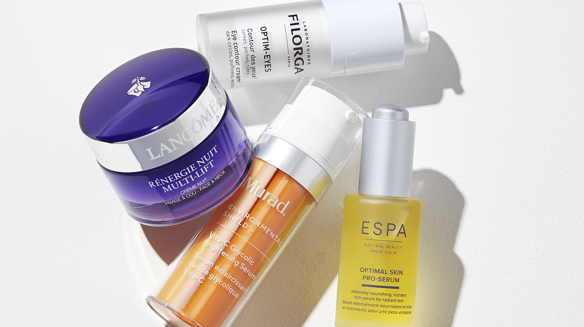 7 Best Anti-Ageing Skincare Products