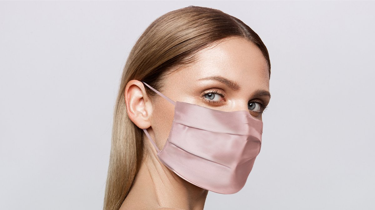 Sustainable face masks & preventing 'Maskne'
