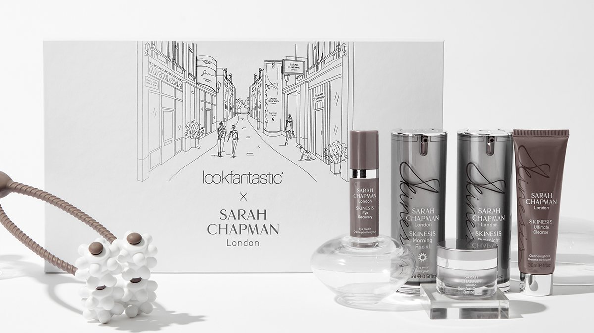 Introducing the LOOKFANTASTIC x Sarah Chapman Limited Edition Beauty Box