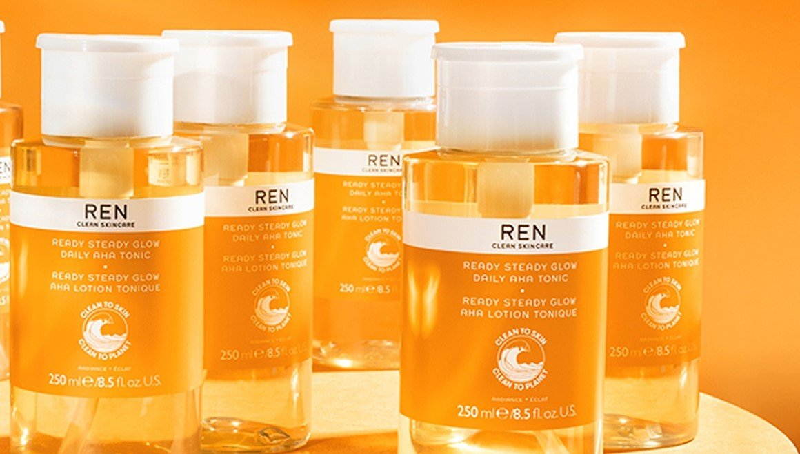 How to get glowing skin sustainably with REN Clean Skincare