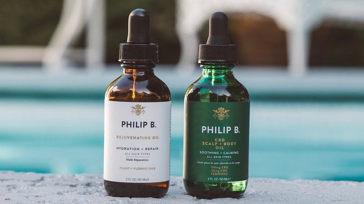 What are the benefits of CBD beauty products?