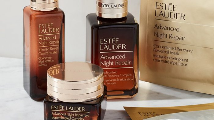 What's in the Estée Lauder Advanced Night Repair range?