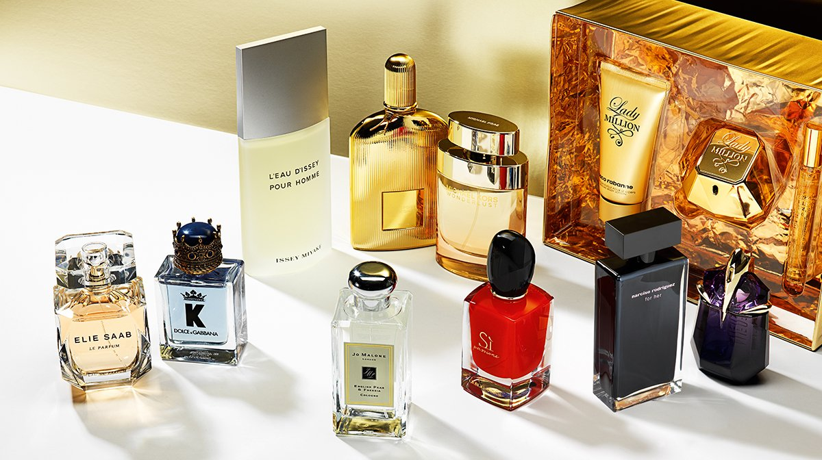 The fragrance Christmas gift guide 2020