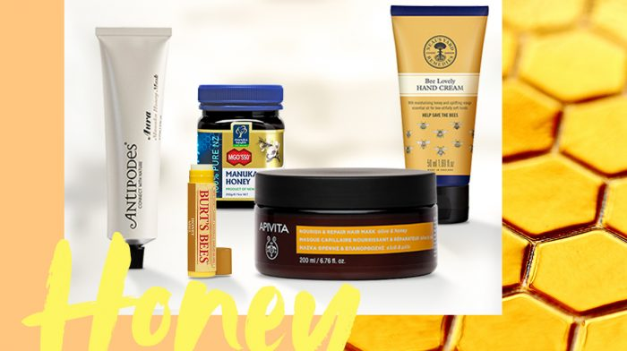 The best Honey-infused products to give you a full body glow