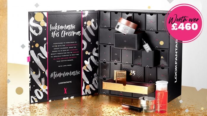 The ULTIMATE Countdown to Christmas is FINALLY HERE...Introducing the LOOKFANTASTIC 2020 Advent Calendar!