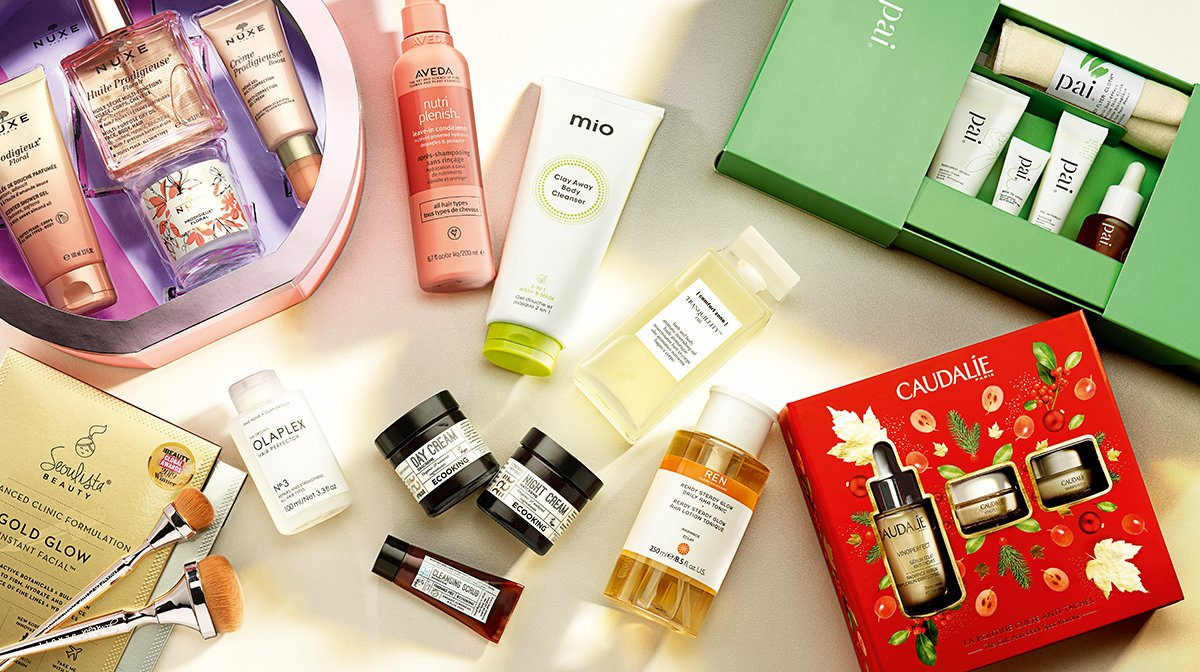 The Clean Beauty Christmas Gift Guide 2020